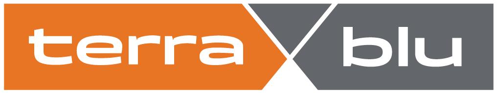 TerraBlu logo graphic